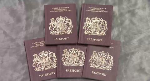 BNO 移民 英國護照